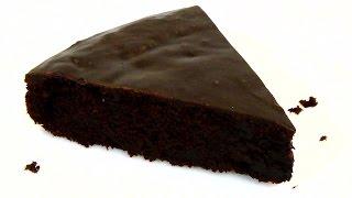 Простой шоколадный пирог без яиц. Подробный видео рецепт #быстро_к_чаю