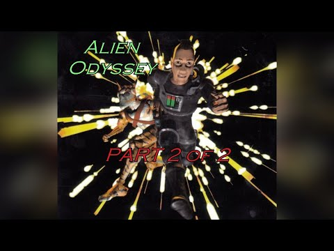 Let's Play [Pc] : Alien Odyssey [2/2]