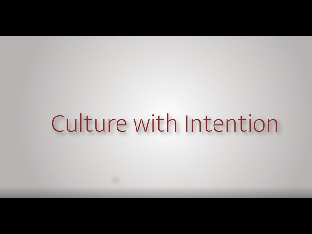 ABTech's Culture with Intention