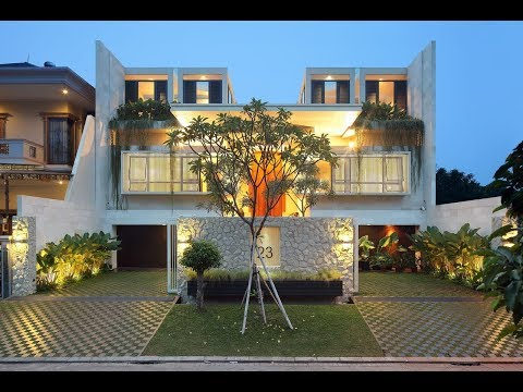 Static House by TWS & Partners |Jakarta, Indonesia | HD