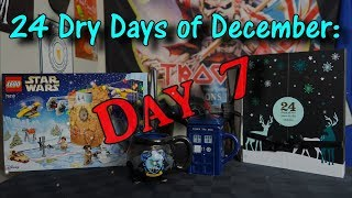 24 Dry Days of December - Day 7 - S