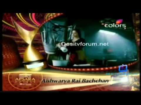 Aishwarya Rai Bachchan At  Apsara Awards 2011
