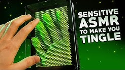 ASMR Sensitive Triggers to Cure Your Tingle Immunity