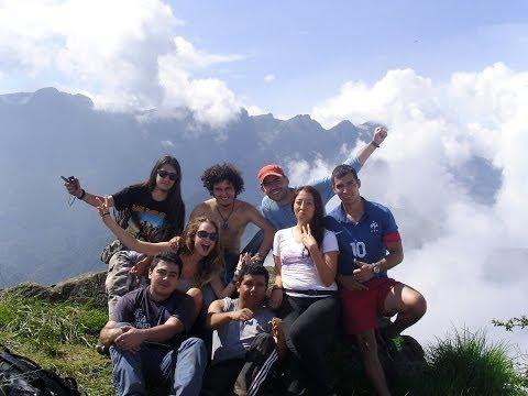 tourist sites in cali colombia pico del loro farallones de cali eco walk