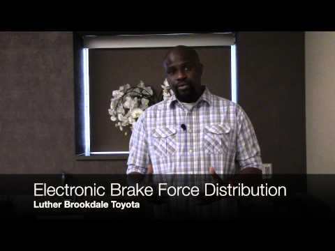 Electronic Brake Force Distribution