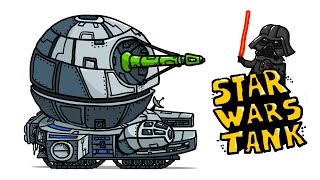 Star Wars Tank - Tanking Duck - World of Tanks Animation