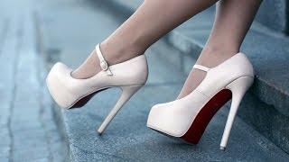 Свадебные туфли фото на платформе