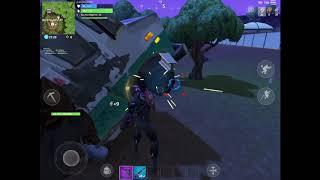 Break The Ice Cream Truck Fortnite ( New Playground Mode )
