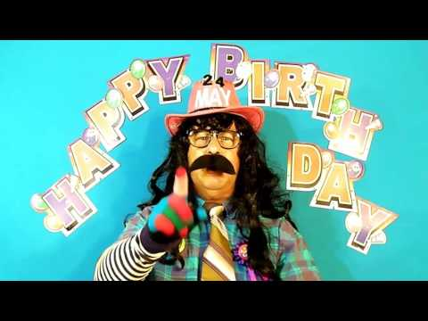 HAPPY BIRTHDAY Song for the 24th of MAY