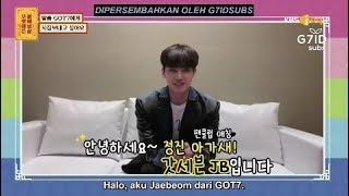 [G7IDSUBS] 190520 Ask Us Anything Fortune Teller - JB