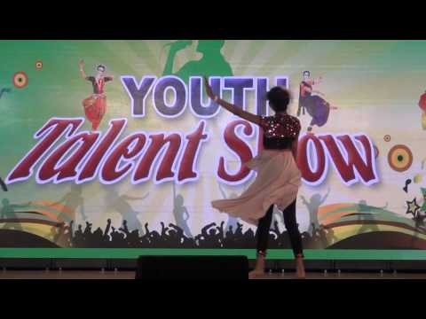Manohara Na Hrudayamune dance performance from the movie Cheli at the BATA Ugadi competitions