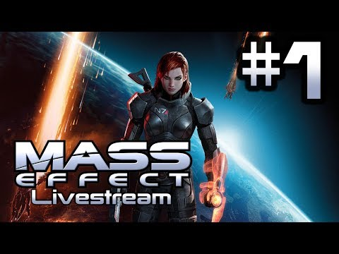 Mass Effect Interactive Playthrough #1