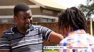 What was i thinking doing this? -african comedy
