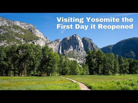 Visiting Yosemite National