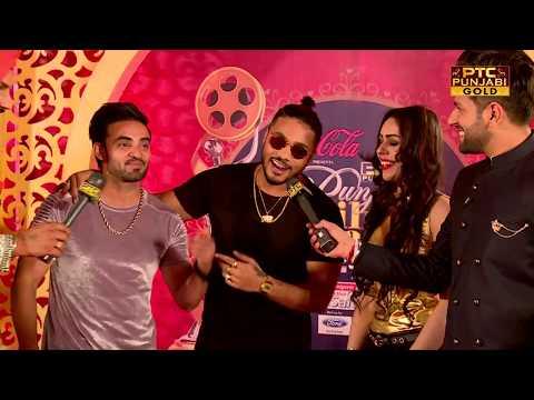 Raftaar   RED CARPET   PTC Punjabi Film Awards 2017