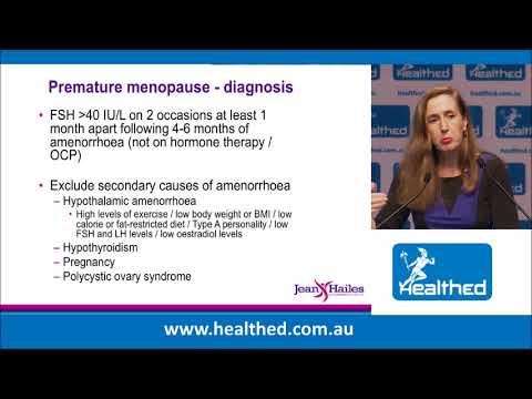 Poliklinika Harni - Rana menopauza s više zdravstvenih problema u kasnijoj dobi