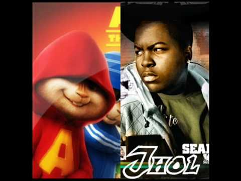 Sean Kingston - Dry Your Eyes (Alvin and Chipmuks)