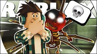 5 BEST HORROR GAMES in ROBLOX 💀