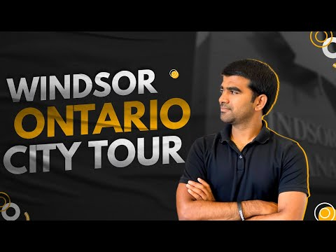 Windsor, Ontario Canada - Explained By A Real Estate Agent/Investor