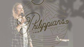 Philippians Chapter 2   Pastor Christina Francis