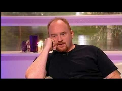 Louis CK   2008 07 29   Richard and Judy couchtripper