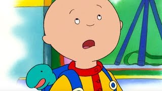 Caillou and the Surprise | Caillou Cartoon