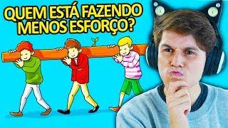 10 ENIGMAS QUE VÃO TIRAR O SEU SONO !