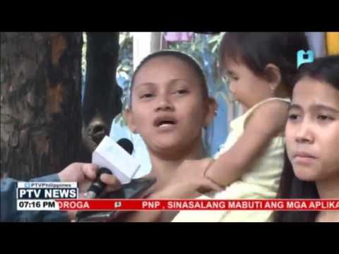 Ilang residente sa Tondo, Manila, nawalan ng bahay dahil sa sunog