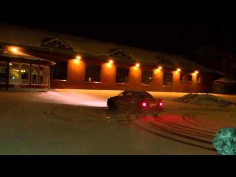 Ford Sierra Dohc Snow Drift
