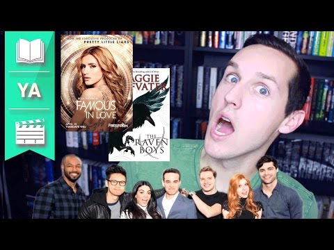 The Raven Cycle, Famous in Love & More! ft. Jessethereader | Epic Adaptations