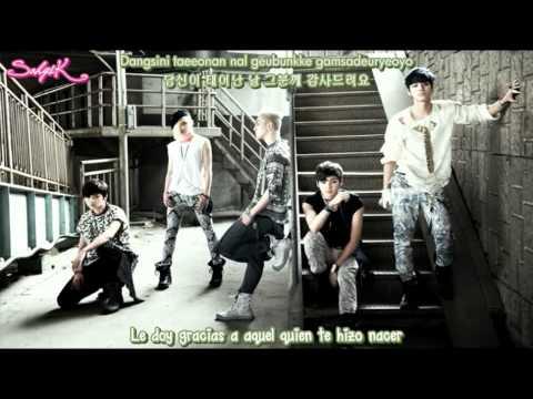 NU'EST - Happy Birthday [Sub Español + Hangul + Romanización]
