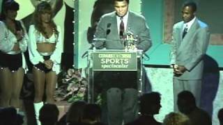 Muhammad Ali 1992 Speech