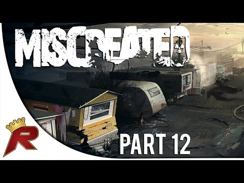 """Miscreated Survival Gameplay - Part 12: """"New Town?!"""" (Pre-Alpha)"""