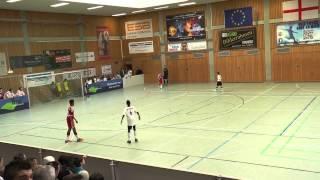 TuS Traunreut U12 Hallenmasters 2015 Spiel 9: FC Bayern München-TSV 1860 München 2:0