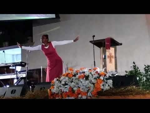 Simply Redeemed - Heather Headly; praise dance