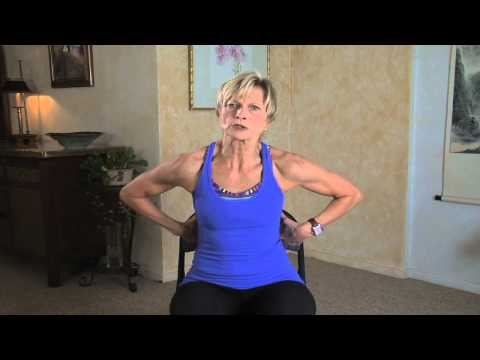 Lung Exercises: Open Chest Expands Lungs