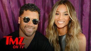 Ciara Celebrates Russell Wilson's Birthday With Romantic Dinner Date | TMZ TV
