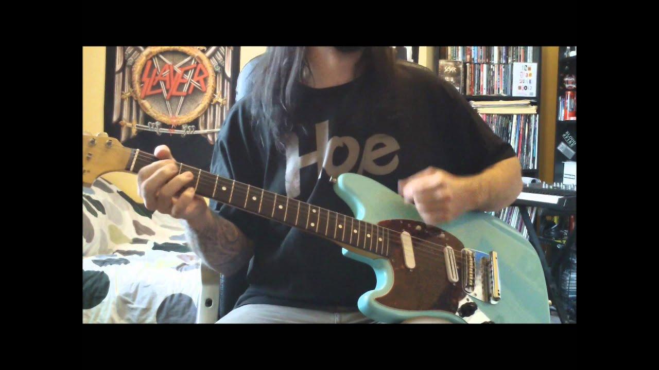 HOLE-Celebrity skin-guitar cover- - YouTube