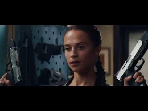 Tomb Raider A Origem Trailer Legendado