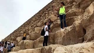 クフ王の大ピラミッド エジプト旅2016