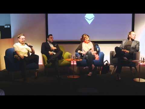 Ethereum London Meetup: Legal Panel