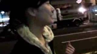 アキハバラでもふくちゃんに夜のインタビュー。 http://tokyodrift.jp/2008/04/17/