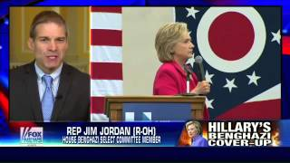 Jim Jordan on Benghazi hearing and the search for the truth