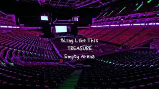 Download Mp3 B.l.t  Bling Like This  By Treasure But You're In An Empty Arena  Concert Au