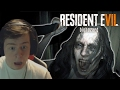 THIS IS WHY I DONT PLAY HORROR GAMES [Resident Evil 7]