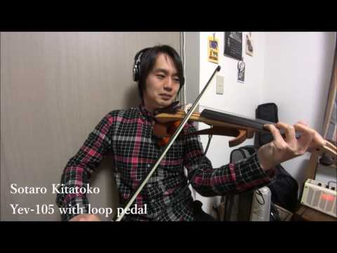 """It Could Happen To You"" Sotaro Kitatoko YEV-105 Loop Performance"