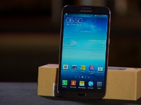 Always On - Unboxing the Samsung Galaxy Mega 6.3