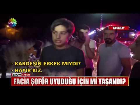 Yolda Can Pazarı: 6 ölü, 44 Yaralı