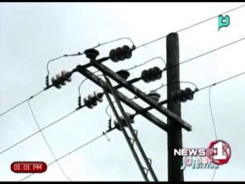 MERALCO: Pagbilao Power Station's shutdown placed Luzon power grid in red alert [05|18|14]