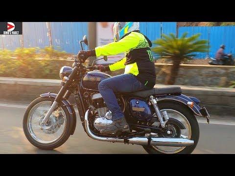 Jawa 42 First Ride Review  #Bikes@Dinos